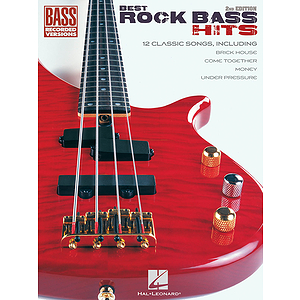 Best Rock Bass Hits - 2nd Edition