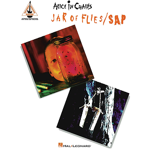 Alice In Chains - Jar of Flies/Sap