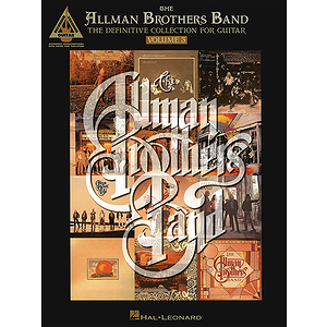 The Allman Brothers Band - The Definitive Collection for Guitar - Volume 3*