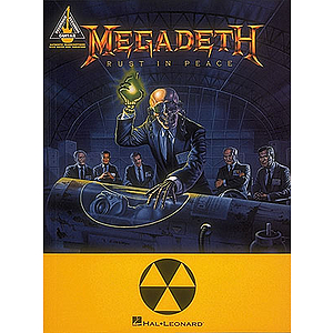Megadeth - Rust in Peace*