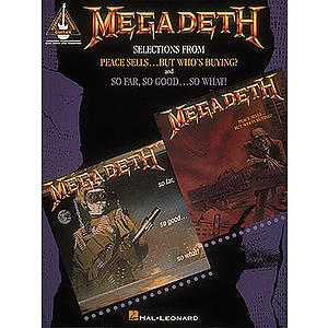 Megadeth - Selections from Peace Sells...But Who's Buying? and So Far, So Good...So What! *