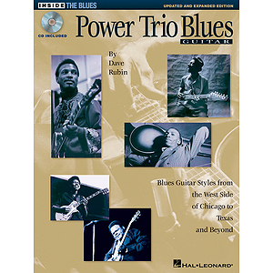 Power Trio Blues Guitar - Updated & Expanded Edition