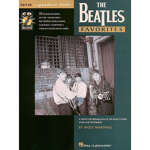The Beatles Favorites