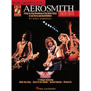 Aerosmith 1973-1979