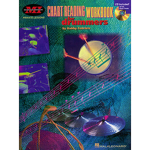 Chart Reading Workbook for Drummers