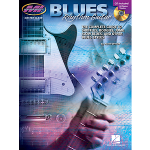 Blues Rhythm Guitar
