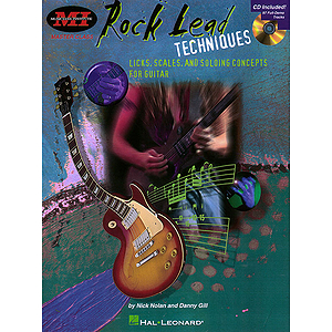 Rock Lead Techniques