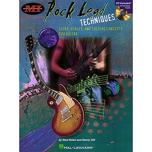 Rock Lead Techniques