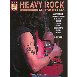 Heavy Rock Guitar Styles