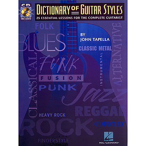 The Dictionary of Guitar Styles