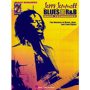Jerry Jemmott - Blues and Rhythm & Blues Bass Technique