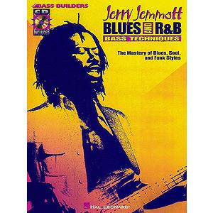 Jerry Jemmott - Blues and Rhythm & Blues Bass Technique