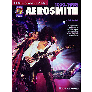 Aerosmith 1979-1998