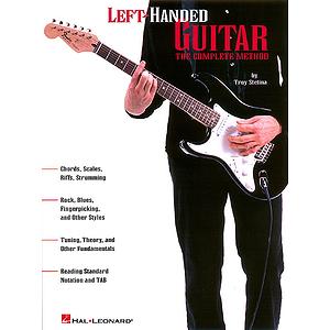 Left-Handed Guitar