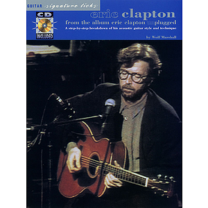 Eric Clapton - From the Album Unplugged