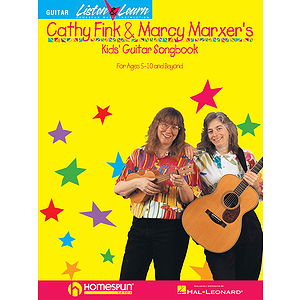 Cathy Fink & Marcy Marxer's Kids' Guitar Songbook