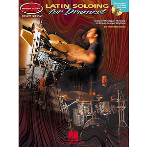 Latin Soloing for Drumset
