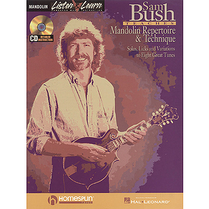Sam Bush Teaches Mandolin Repertoire &amp; Technique