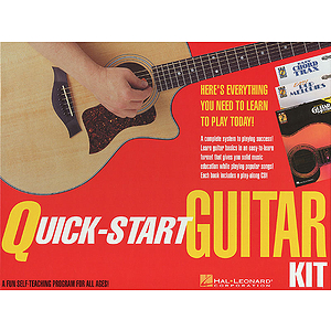 Quick-Start Guitar Kit