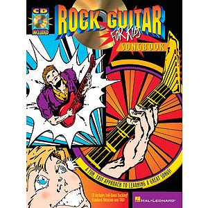 Rock Guitar for Kids Songbook