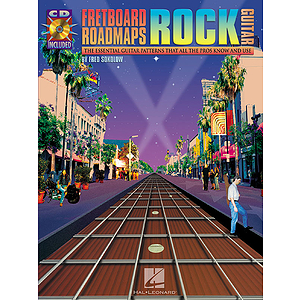 Fretboard Roadmaps: Rock Guitar