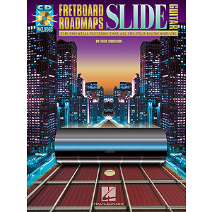 Fretboard Roadmaps - Slide Guitar