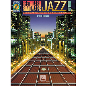 Fretboard Roadmaps - Jazz Guitar