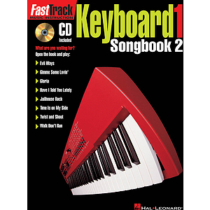 FastTrack Keyboard Songbook 2 - Level 1