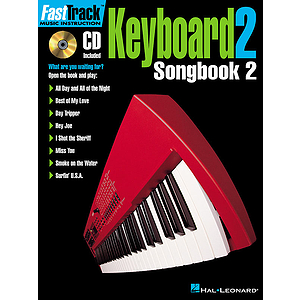 FastTrack Keyboard Songbook 2 - Level 2