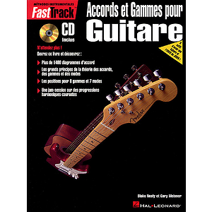 FastTrack Guitar Chords & Scales - French Edition