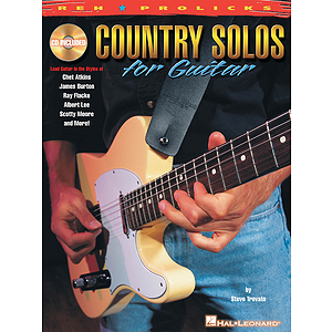 Country Solos for Guitar