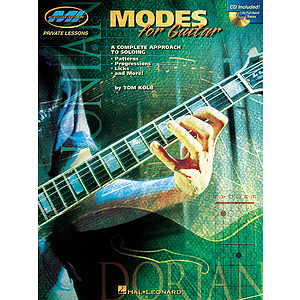 Modes for Guitar