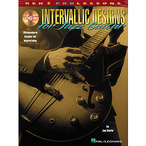 Intervallic Designs for Jazz Guitar