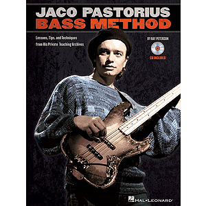 Jaco Pastorius Bass Method