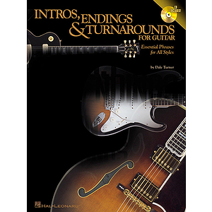 Intros, Endings &amp; Turnarounds for Guitar