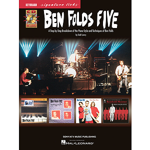 Ben Folds Five - Keyboard Signature Licks