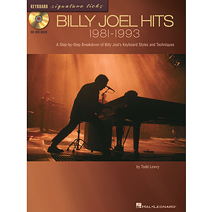 Billy Joel Hits: 1981-1993