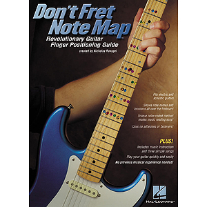 Don't Fret Note Map(TM)