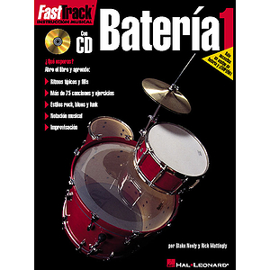 FastTrack Drums - Spanish Edition - Level 1