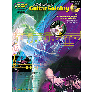 Advanced Guitar Soloing