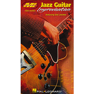 Jazz Guitar Improvisation (VHS)