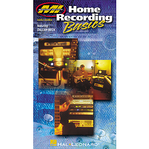 Home Recording Basics (VHS)
