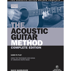 The Acoustic Guitar Method - Complete Edition