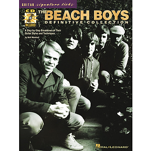 The Beach Boys Definitive Collection