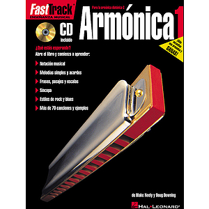 FastTrack Harmonica Method - Spanish Edition