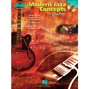 Modern Jazz Concepts for Guitar