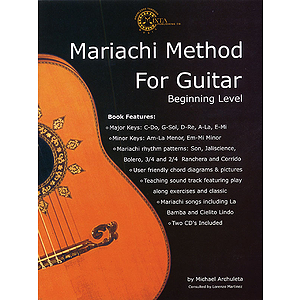 Mariachi Method for Guitar