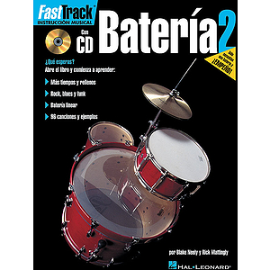 FastTrack Drum Method - Spanish Edition