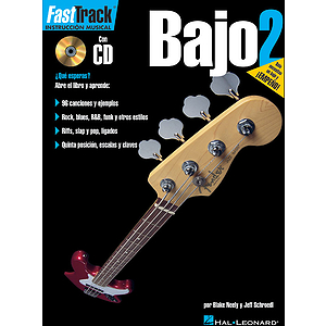 FastTrack Bass Method - Spanish Edition