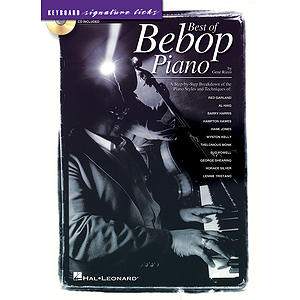 Best of Bebop Piano